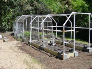 8 x 12 Raised Garden or greenhouse kit system