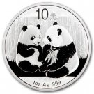 2009 Chinese Silver Panda One Ounce Coin