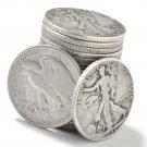 Walking Liberty Silver Half Dollar Coin Roll