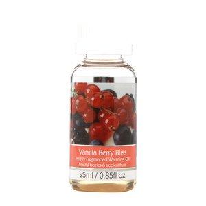 Elegant Expressions Fragrance Vanilla Berry Bliss Hot Oil Burner .85 fl oz