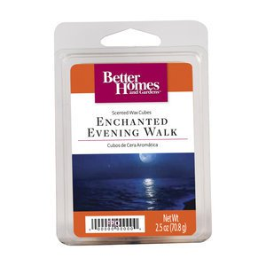 Better Homes and Garden Enchanted Evening Walk Fragrance Scented Wax Melt Cubes