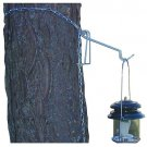 NEW Coleman Metal Tree Post Lantern Hanger Camping Hands Free Lighting