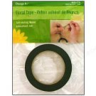 """NEW FloraCraft Floral Accessories Green Tape 1/2"""" 60' 3 Arts Crafts Flowers"""