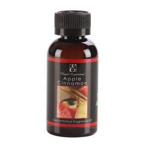 Elegant Expressions Fragrance Apple Cinnamon Potpourri Hot Oil Burner 2 oz