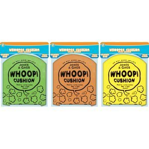 Ja-Ru Whoopee Whoopie Cushion Fart Funny Noise Gag Party Joke Gift Astd Colors