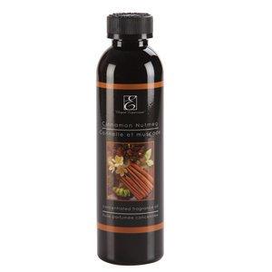 Elegant Expressions Fragrance Cinnamon Nutmeg Potpourri Hot Oil Burner 5.1 oz