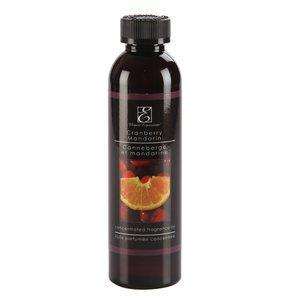 Elegant Expressions Home Fragrance Cranberry Mandarin Hot Oil Burner 5.1 oz