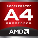 AMD A4-3400 APU with Radeon HD 6410D (K)
