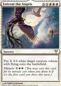 Magic The Gathering - Avacyn Restored - 020 - Entreat the Angels