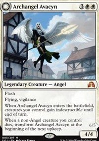 Magic The Gathering - Shadows Over Innistrad - 005 - Archangel Avacyn