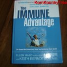 The Immune Advantage By Ellen Mazo and the Editors of Prevention Books