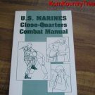 US Marines Close Quarters Combat Manual