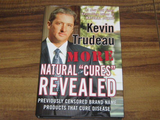 More Natural Cures Revealed By Kevin Trudeau