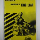 Cliffs Notes King Lear Shakespeare