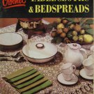 Coats & Clark's Tablecloths & Bedspreads 1958