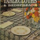 Coats & Clark's Tablecloths & Bedspreads 1963