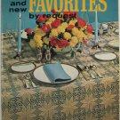 Coats & Clark's Tablecloths & Bedspreads 1964 1