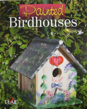 Painted Birdhouses