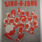 Accordion Music Book More Matos Sing-a-Long