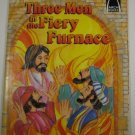 Three Men in the Fiery Furnace By Teresa Olive
