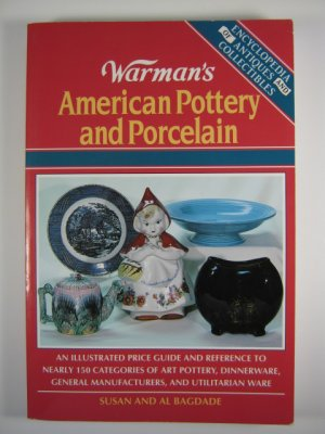 Warman&acirc;s American Pottery and Porcelain