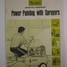 Sears 1972 Sprayer Handbook