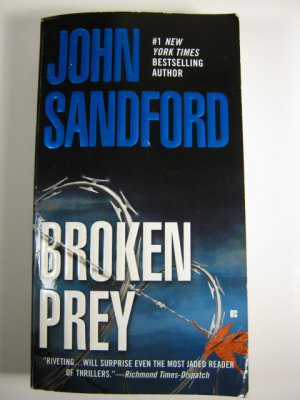 Broken Prey by John Sanford