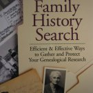 Organizing Your Family History Research