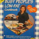 Busy People's Low Fat Cookbook by Dawn Hall