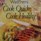 Weight Watchers Cook Quick Cook Healthy Deborah Garrison