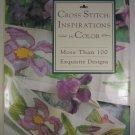 DMC Cross Stitch Inspirations in Color