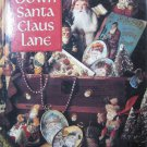 Down Santa Claus Lane Leisure Arts Christmas Cross Stitch