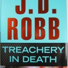 Treachery in Death by JD Robb