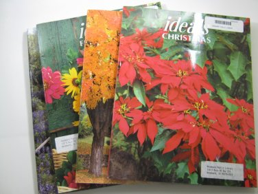 ideals Country Friendship Thanksgiving Christmas 1998 Lot 29
