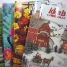 ideals Home Friendship Thanksgiving Christmas 1996 Lot 26