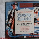 Al Goodman Naughty Marietta 45 RPM Record Set
