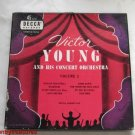 Victor Young Orchestra 45 RPM Record Set