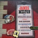 James Melton Operatic Arias 45 RPM Record Set