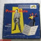 Tex Beneke Prom Date 45 RPM Record Set