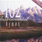 102 Instrumental Hymns CD 3 pack