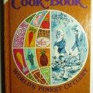 Cutco Cook Book Orange Cover