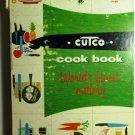 Cutco Cook Book White Cover