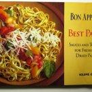 Bon Appetit Best Pastas Volume One