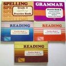 Lot of Vintage School Workbooks
