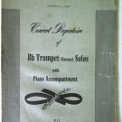 Carnival of Venice By Herbert L. Clarke Cornet Solo Music