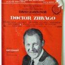Somewhere, My Love Doctor Zhivago Sheet Music