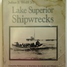 Lake Superior Shipwrecks by Julius F. Wolff Jr