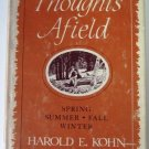 Thoughts Afield by Harold E. Kohn
