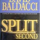 Split Second by David Baldacci