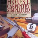 House Carpentry Simplified by Nelson L. Burbank